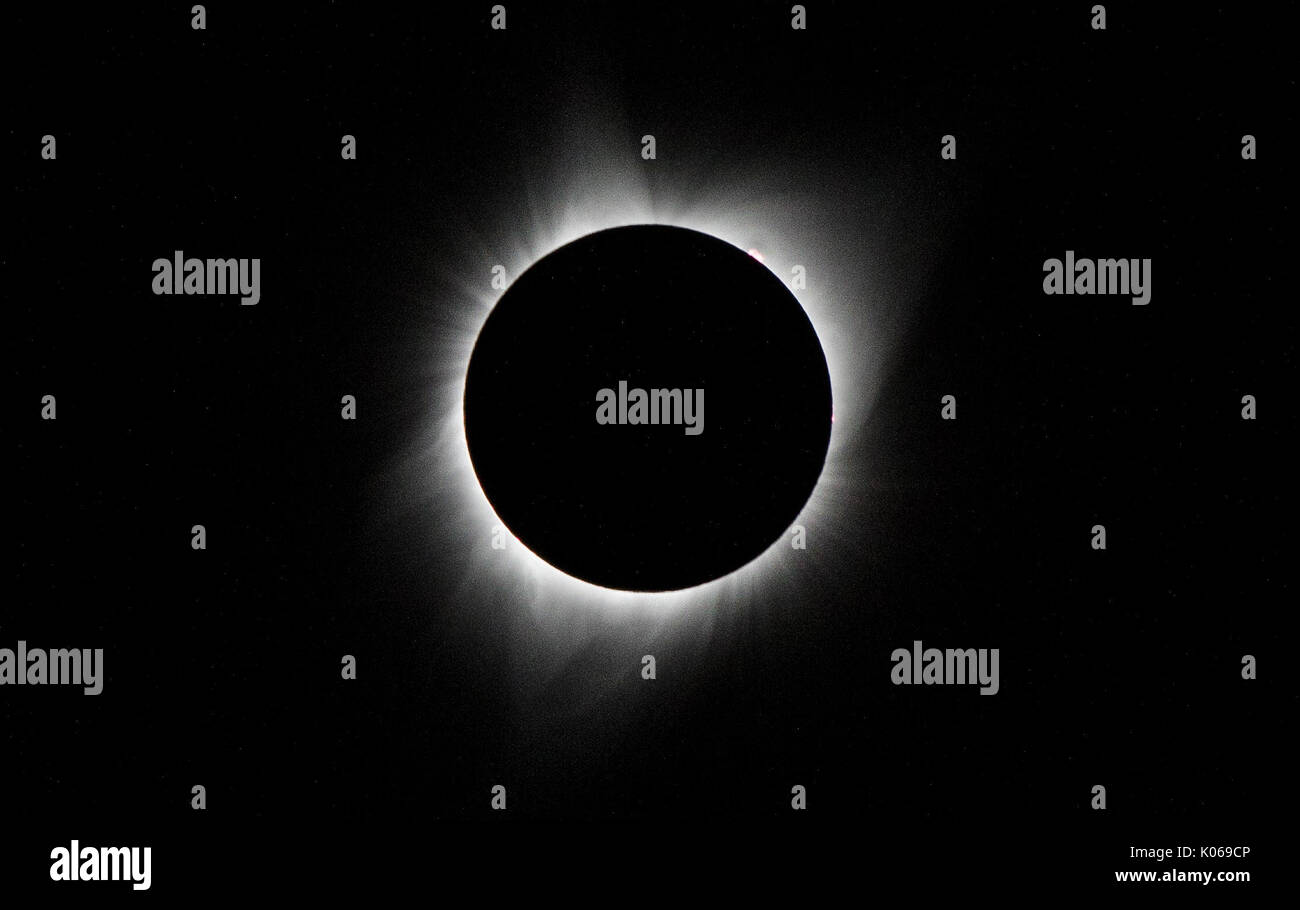 hight resolution of driggs idaho usa 21st aug 2017 solar eclipse in the totality