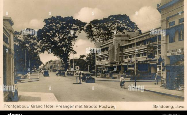 Grand Hotel Preanger Great Post Road Bandung West Java