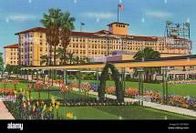 Ambassador Hotel Los Angeles Stock &