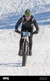 Fatbike Race Racing Snow Winter Arctic Finnmark