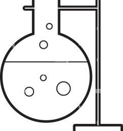 laboratory tube test with burner base [ 1019 x 1390 Pixel ]