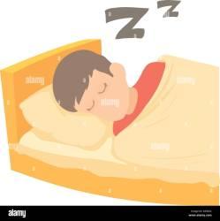 sleeping cartoon icon vector alamy boy mata sadguru amma shree devi guru experience part
