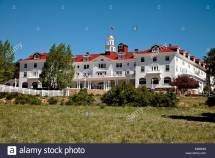 Stanley Hotel Estes Park Colorado Blue