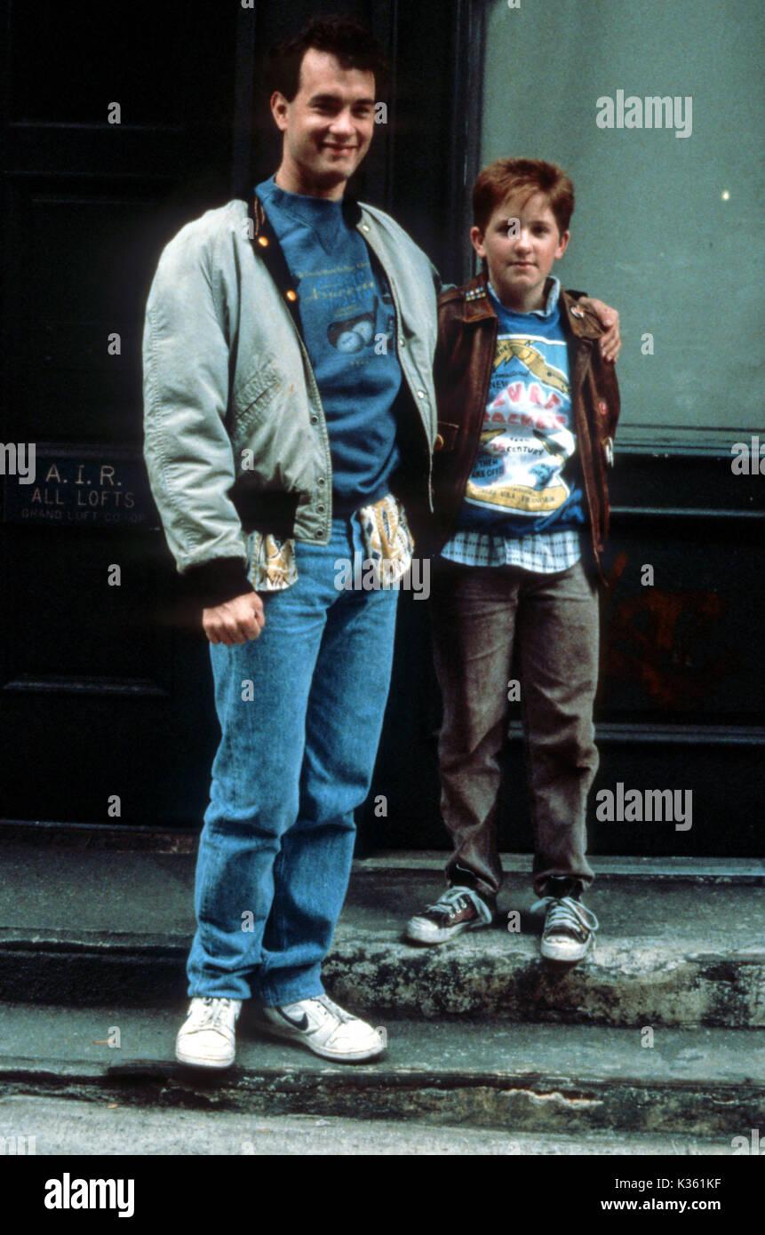 Tom Hanks Big Song : hanks, Movie, Starring, Hanks, Jared, Rushton, Stock, Photo, Alamy