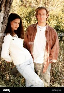 Dawson' Creek Tv Katie Holmes And James Van Der Beek