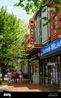 Miracle Theater Washington DC