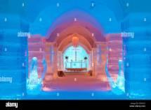 Ice Hotel Norway Stock &