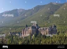 Fairmont Banff Springs Hotel Alberta Canada
