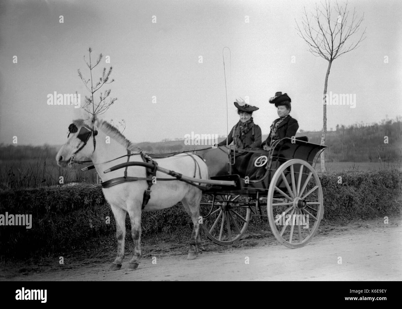 Transportation In Early 20th Century Stock Photos
