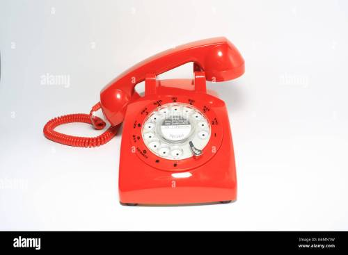 small resolution of retro rotary dial phone on call with no body hang up by hollow man