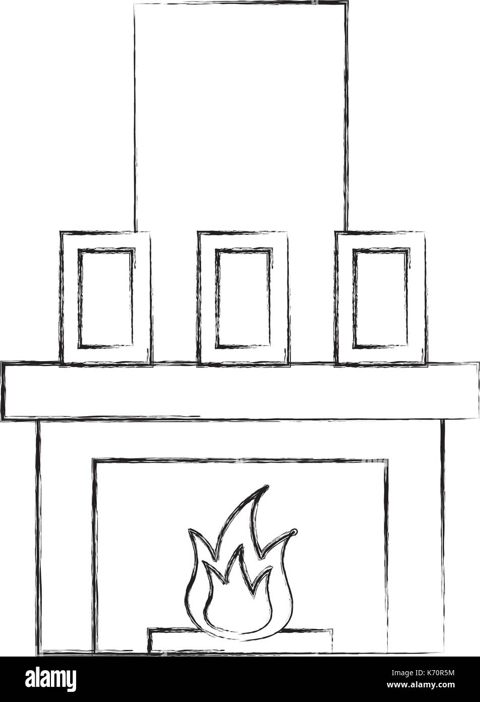 medium resolution of fireplace chimney flame indoor decoration