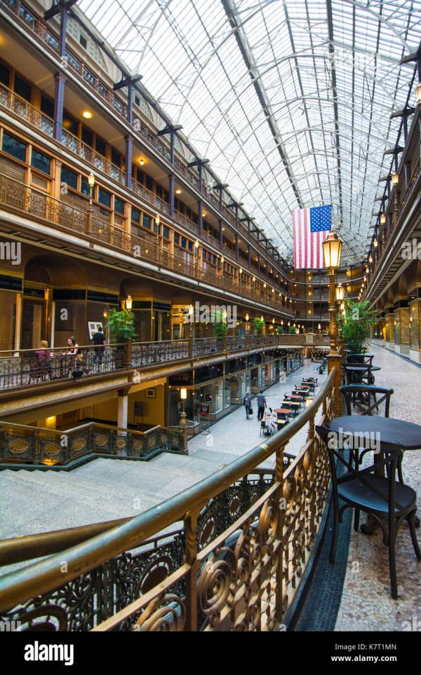 The Arcade Downtown Cleveland