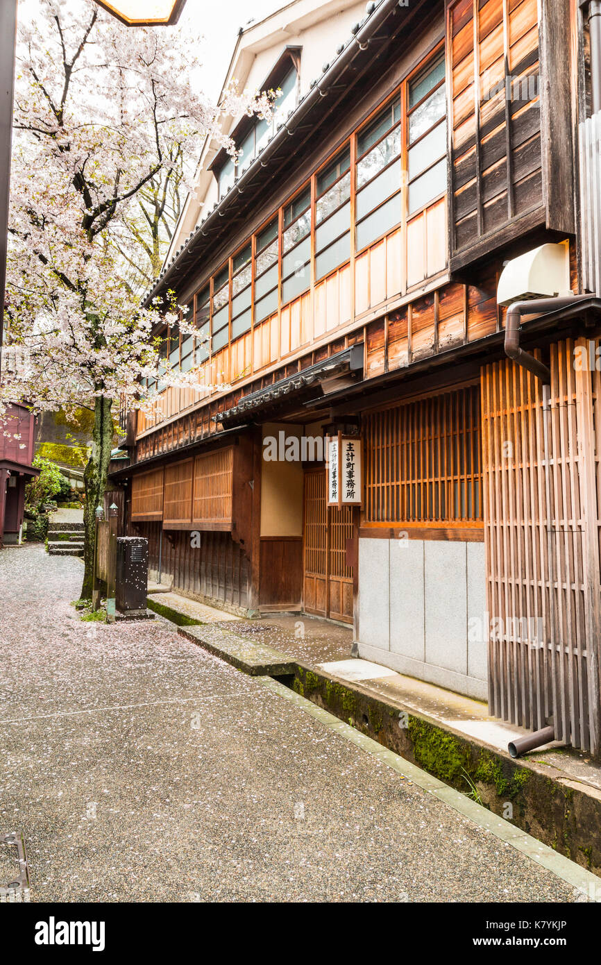 japan kanazawa kazue machi