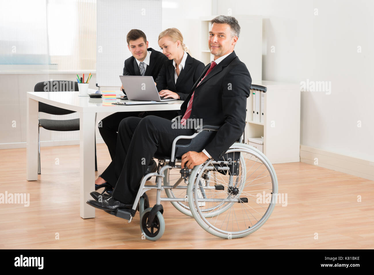 wheelchair jobs monte rocking chair review disabled young job stock photos and