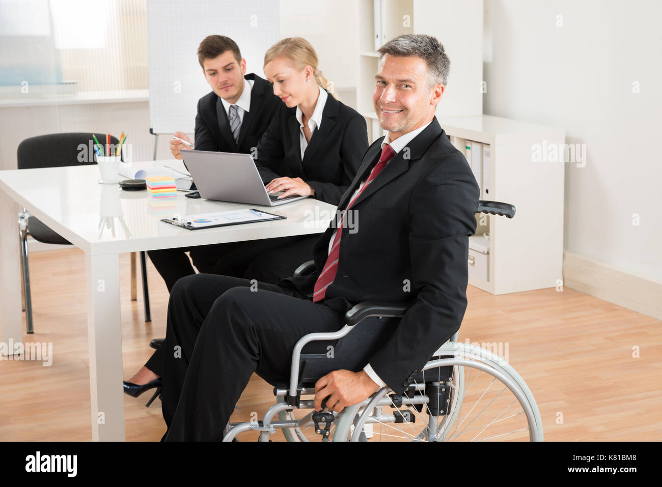 wheelchair jobs posture chair support disabled young job stock photos and