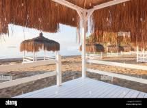 Exotic Beach Chair Stock &