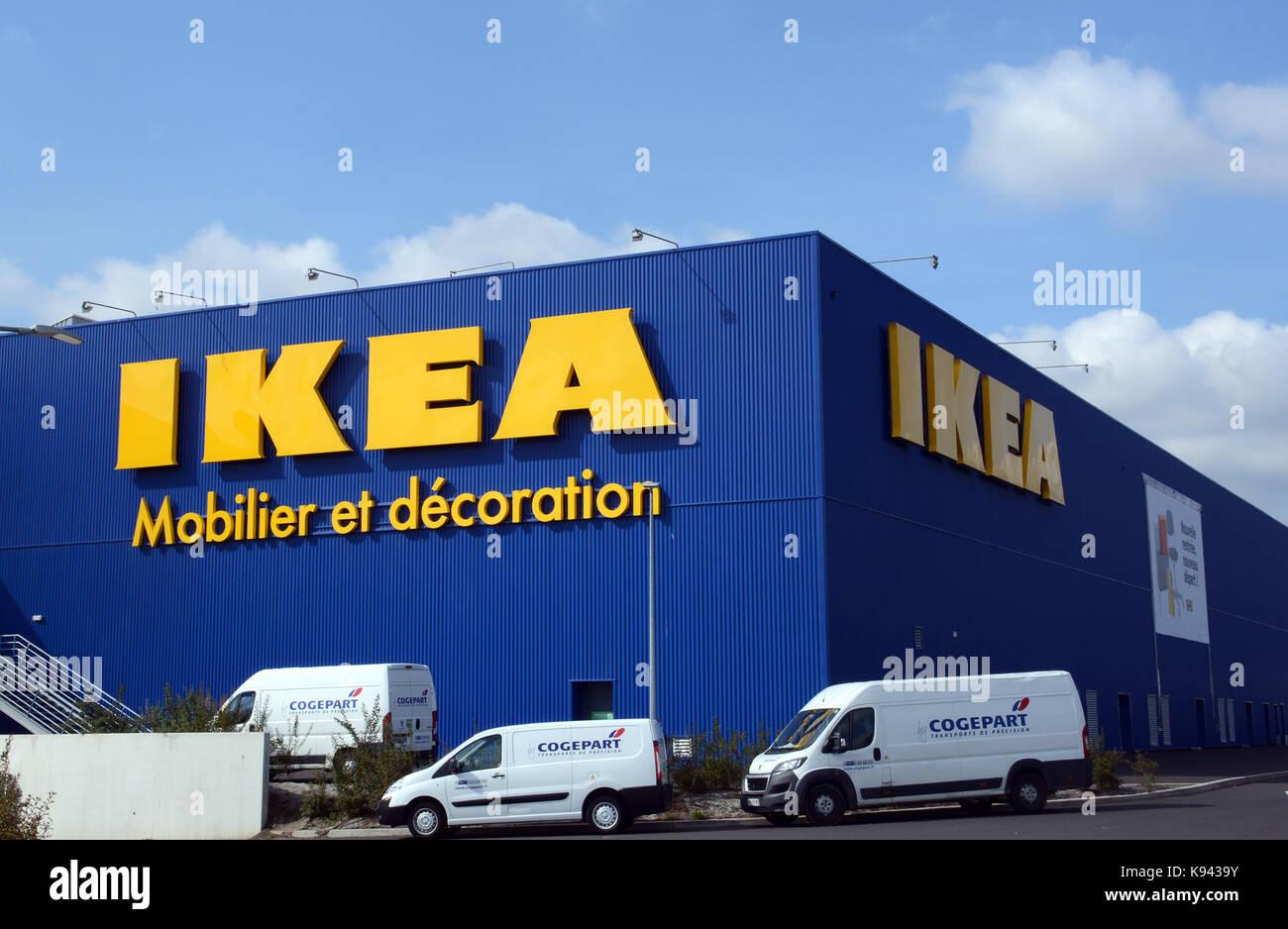 Ikea Department Store Stock Photos Ikea Department Store