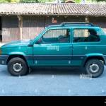 Fiat Panda 4x4 High Resolution Stock Photography And Images Alamy