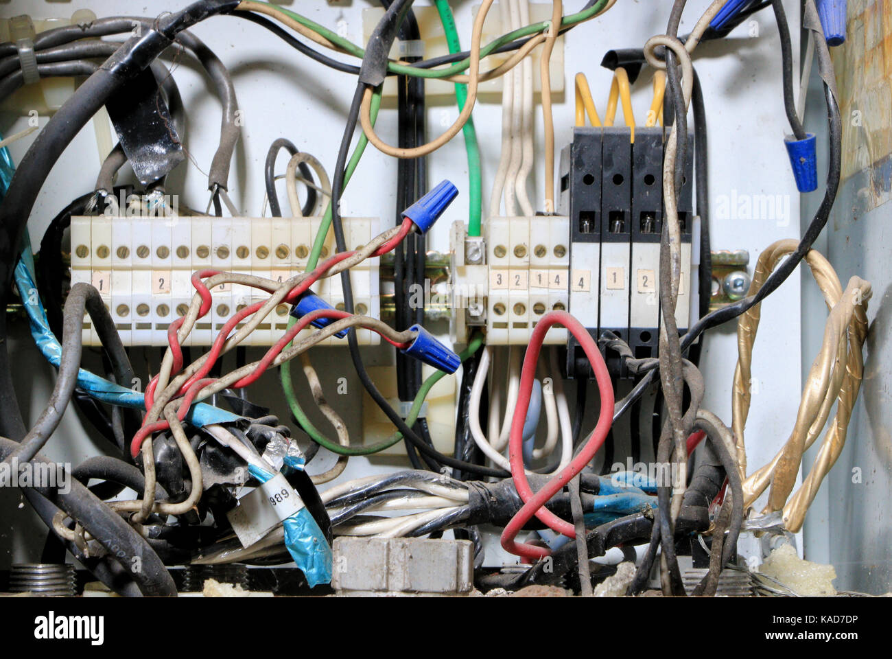 hight resolution of telephone or data junction box wiring in e b eddy paper mill ottawa canada closed in 2007