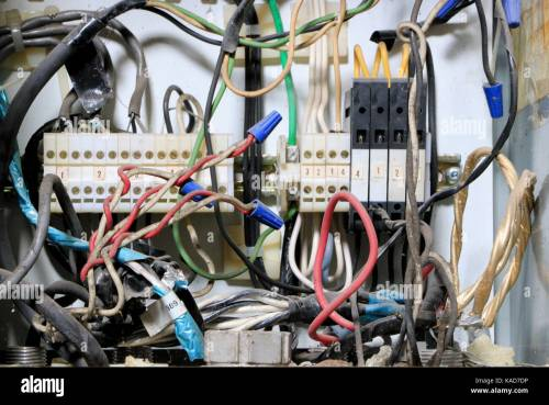 small resolution of telephone or data junction box wiring in e b eddy paper mill ottawa canada