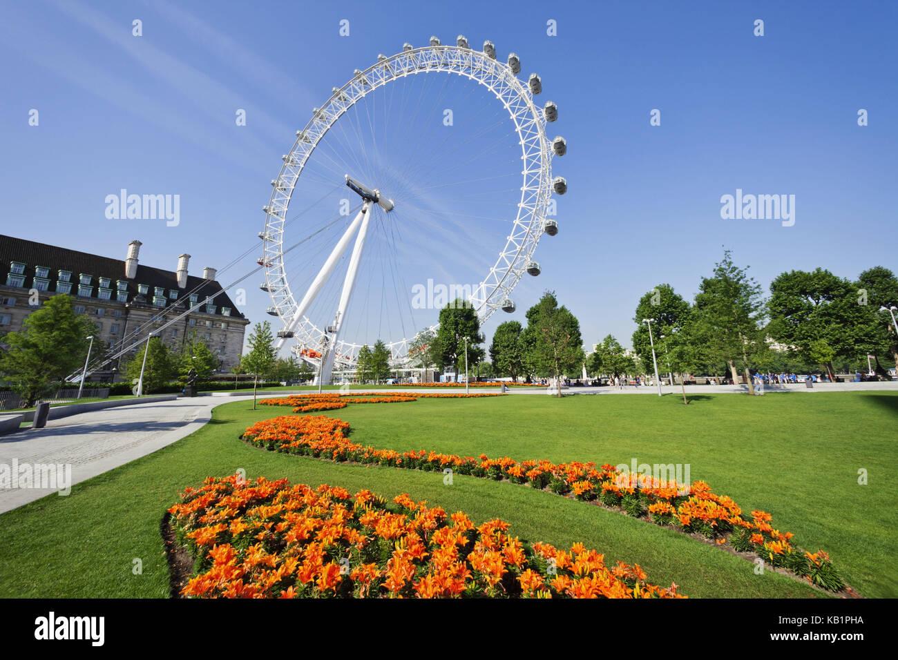 revolving chair thames big joe milano bean bag jubilee gardens london stock photos and