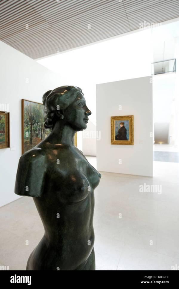 Museum Of Fine Arts Nancy Stock &