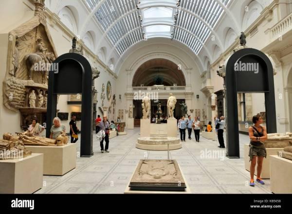 United Kingdom London South Kensington Victoria And