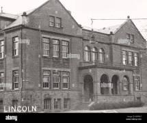 Vintage Map Of Allentown Stock &