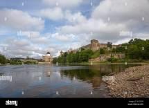 Narva River Stock & - Alamy