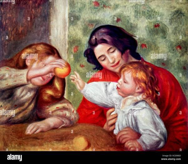 By Pierre Auguste Renoir