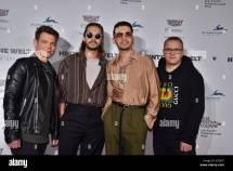 Tokio Hotel Band Members Stock &