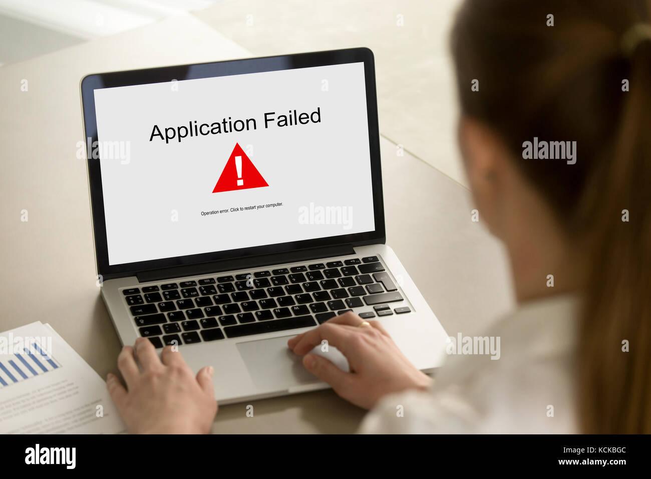 Crashed Computer Stock Photos Amp Crashed Computer Stock Images