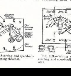 electrical machinery 1917 starter rheostat stock image [ 1300 x 834 Pixel ]
