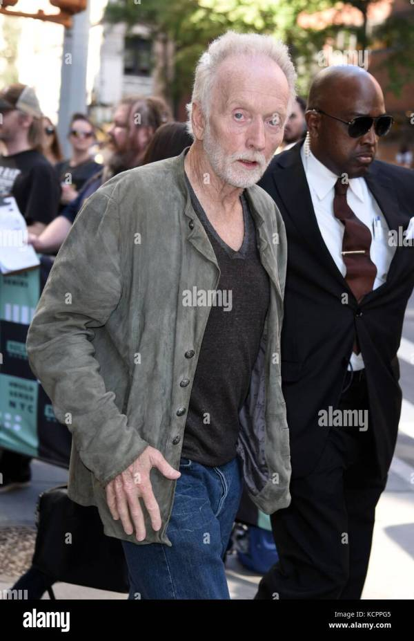 Tobin Bell Celebrities - Year of Clean Water