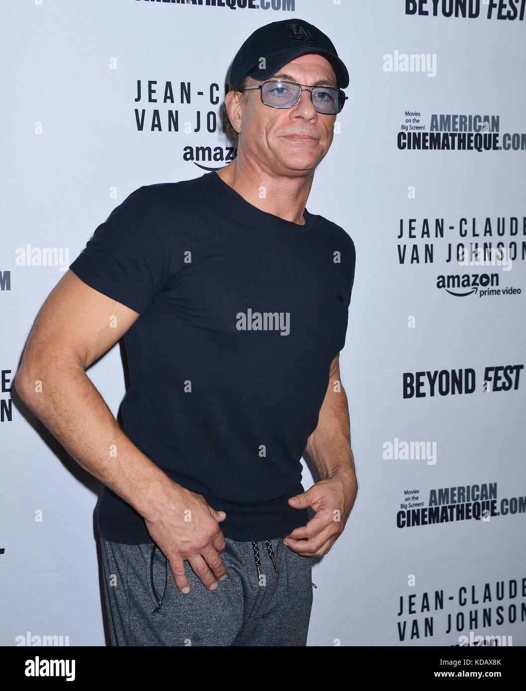 Jean Claude Van Johnson : claude, johnson, Claude, Damme, Arriving, Johnson, Stock, Photo, Alamy