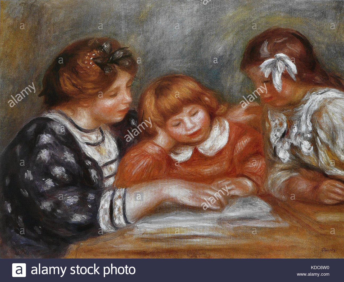 Renoir Stock Photos & Renoir Stock Images - Alamy