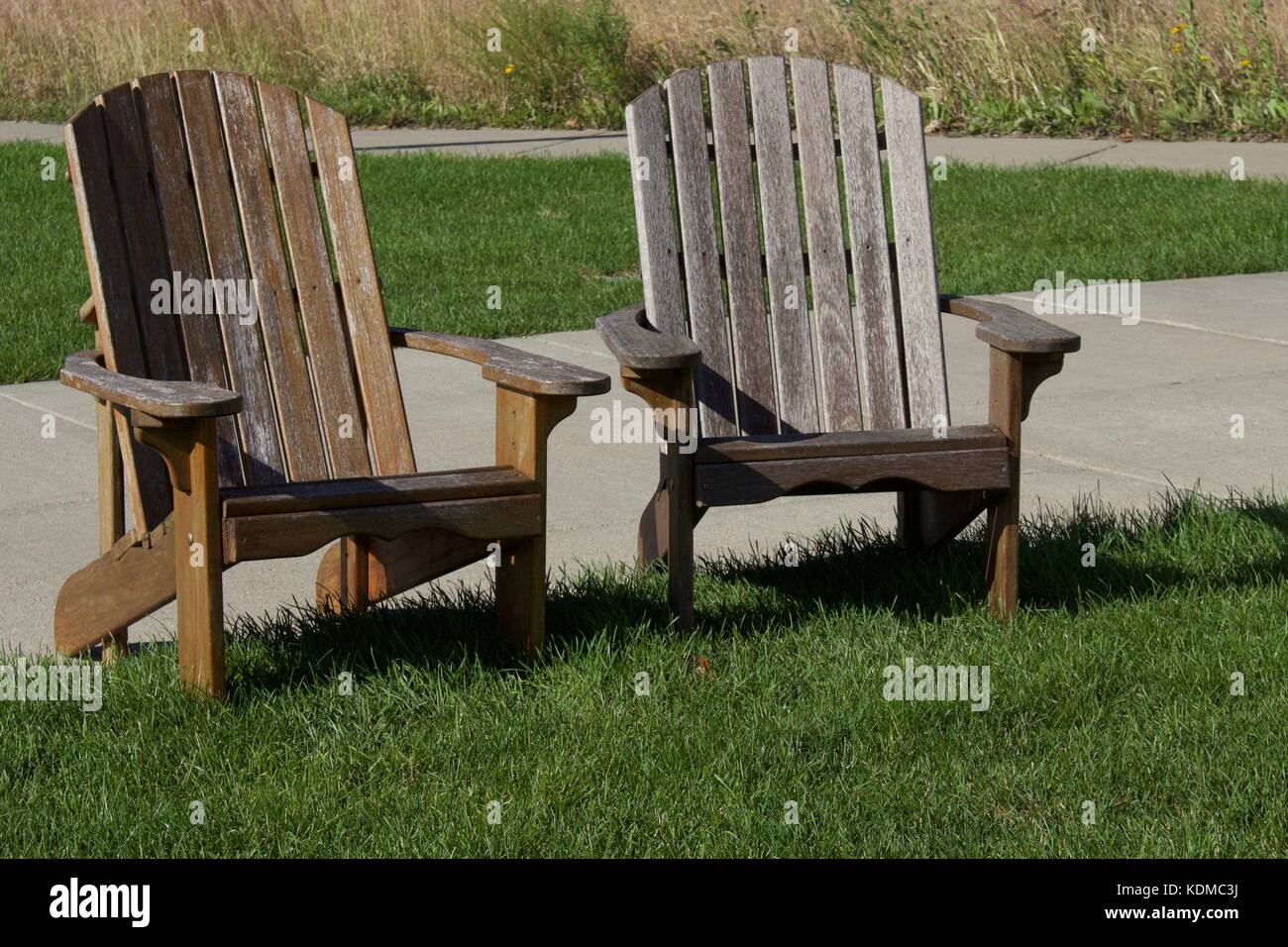 new river adirondack chairs red metal target lawn chair lounge empty stock photos and