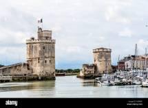 La Rochelle France Vieux Port - Ancient Harbour; Alter