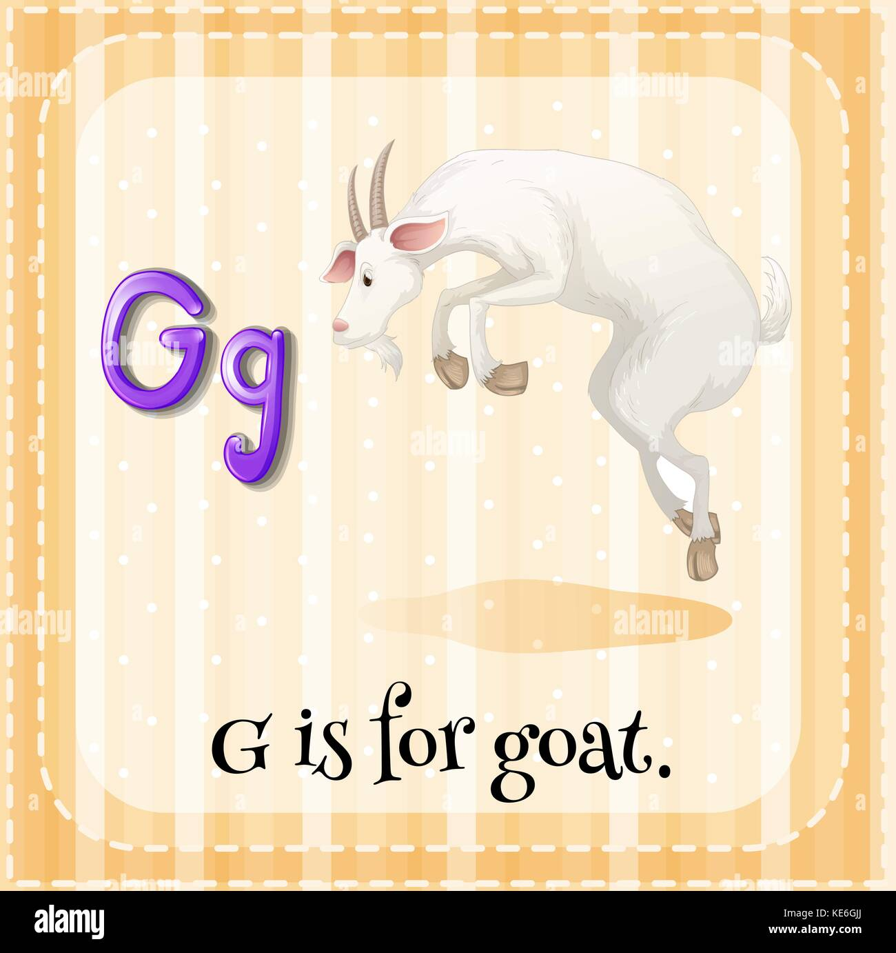 Animal Alphabet G Stock Photos Amp Animal Alphabet G Stock