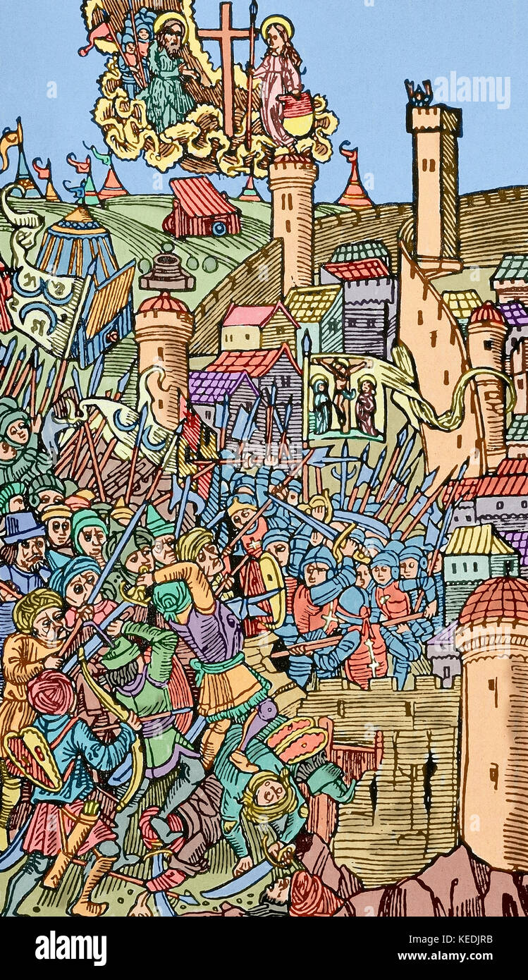 ottoman wars in europe siege of rhodes 1480 military action carried out