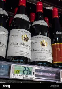 Wine Label Price