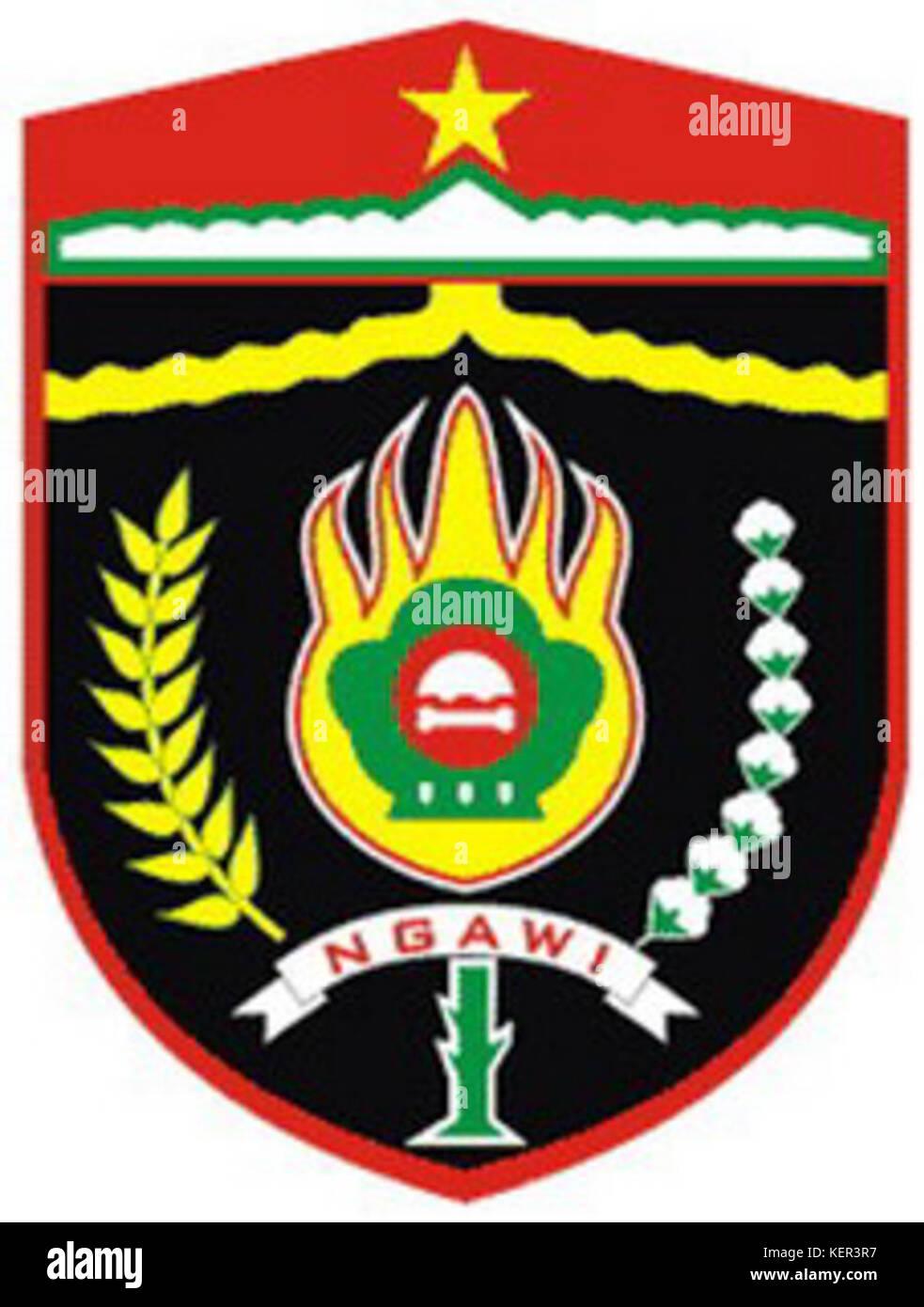 Logo Kabupaten Madiun : kabupaten, madiun, Ngawi, Resolution, Stock, Photography, Images, Alamy