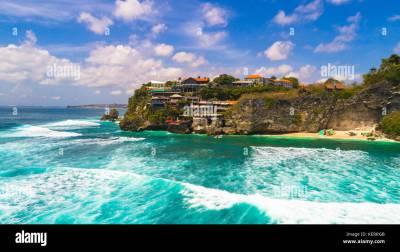 Bali Beach Surfer Stock Photos & Bali Beach Surfer Stock ...