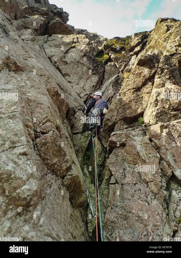 Traverse Climbing Wall Stock & - Alamy