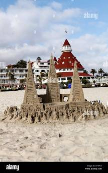 San Diego Sand Castles