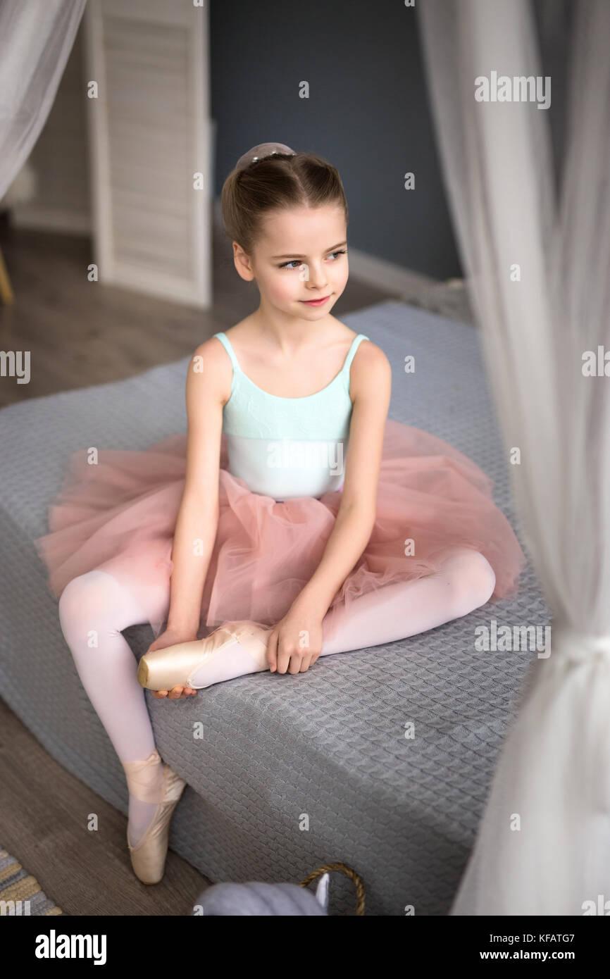 cute little girl dreams