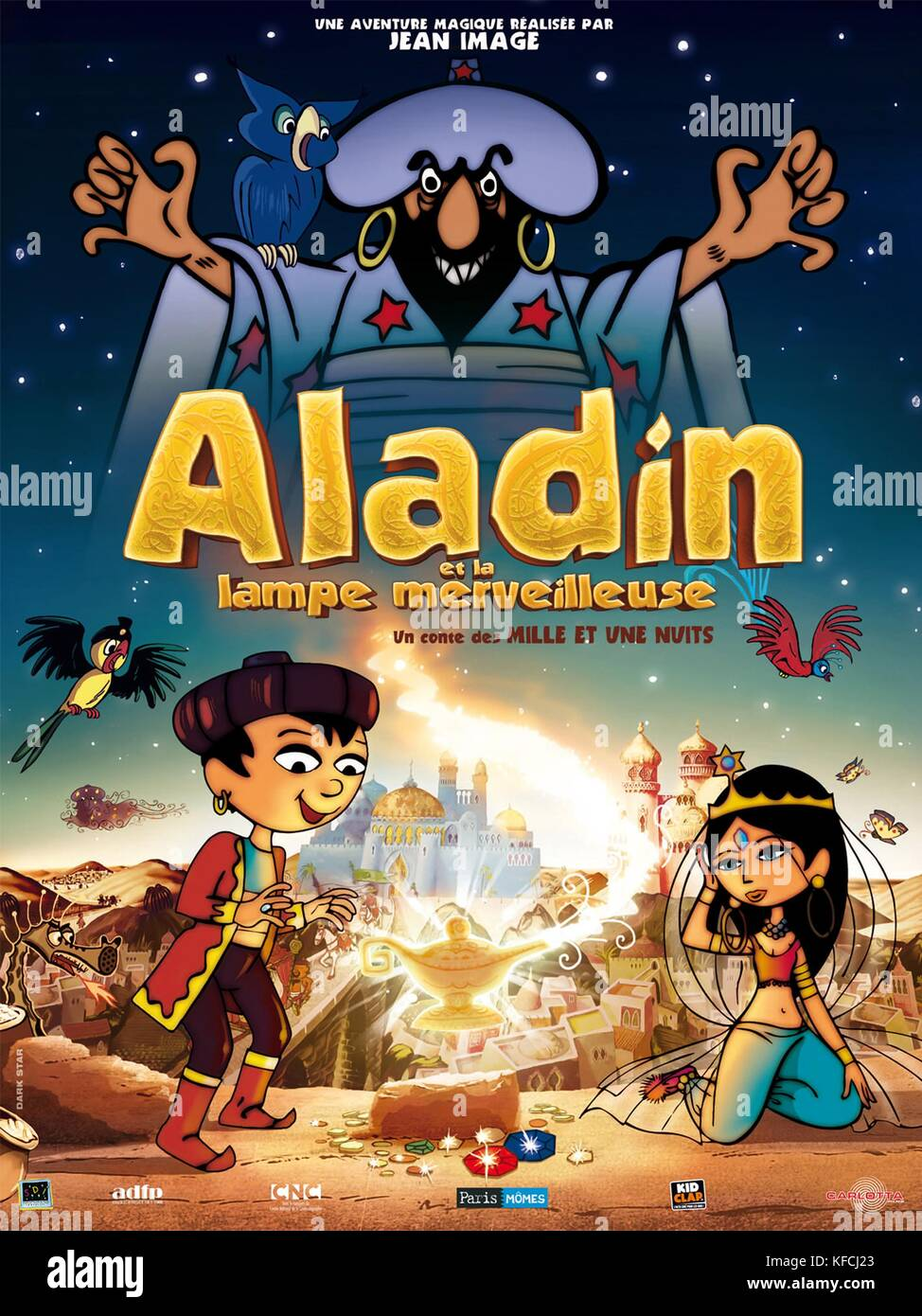 Aladin Et La Lampe Merveilleuse : aladin, lampe, merveilleuse, Aladin, Lampe, Merveilleuse, Stock, Photo, Alamy