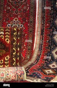 Carpet Shop Selling Persian Carpets Stock Photos & Carpet ...