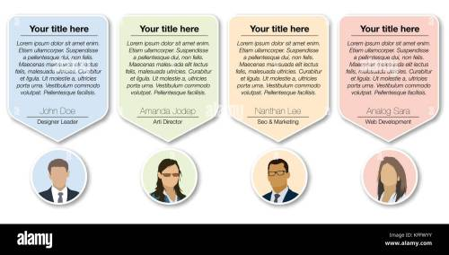 small resolution of design speech diagram for infographic and website creative testimonials template