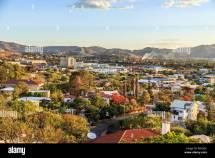 Namibia Windhoek Downtown